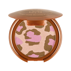 ��������� NYX Tango With Bronzing Powder 04 (���� 04 When Leopard Gets a Tan)