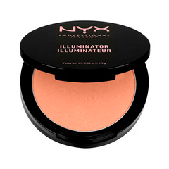 Хайлайтер NYX Professional Makeup Illuminator 03 (Цвет 03 Magnetic variant_hex_name E4A990)
