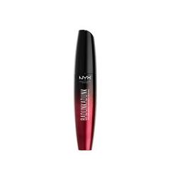 Тушь для ресниц NYX Professional Makeup Lush Lashes Mascara. Badunkadunk (Цвет Badunkadunk (LL02) variant_hex_name 000000)
