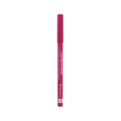 Карандаш для губ Rimmel Lasting Finish 1000 Kisses Lipliner 004 (Цвет 004 Indian Pink variant_hex_name B63156) тональная основа rimmel lasting finish 25h foundation with comfort serum 100 цвет 100 ivory variant hex name f5dbb8