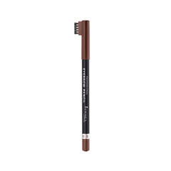Карандаш для бровей Rimmel Professional Eyebrow Pencil 001 (Цвет 001 Dark Brown variant_hex_name 7B4E37)