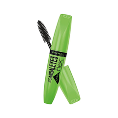 Тушь для ресниц Rimmel Scandal`eyes Lycra Flex Mascara 001 (Цвет 001 Black variant_hex_name 171717)
