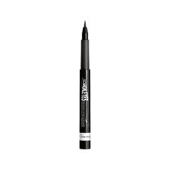 Подводка Rimmel Scandaleyes Micro Eyeliner 001 (Цвет 001 Black variant_hex_name 171717)
