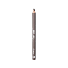 Карандаш для глаз Rimmel Soft Kohl Kajal 011 (Цвет 011 Sable Brown variant_hex_name 58231D) catrice контур для глаз kohl kajal 040 white белый 1 1гр