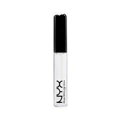 Блеск для губ NYX Professional Makeup Mega Shine Lip Gloss 103 (Цвет 103 Clear variant_hex_name F1F1EF)