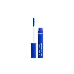 Тушь для ресниц NYX Professional Makeup Color Mascara. 02 (Цвет 02 Blue variant_hex_name 7369DE) nyx big