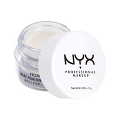 Праймер NYX Professional Makeup Eyeshadow Base White Pearl (Цвет White Pearl variant_hex_name D6D2CF)