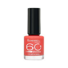 ��� ��� ������ Rimmel 60 Seconds 415 (���� 415 Instyle Coral)