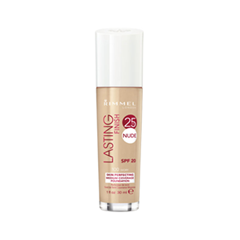 ��������� ������ Rimmel Lasting Finish Nude Foundation 100 (���� 100 Ivory)
