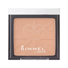 Румяна Rimmel Lasting Finish Soft Colour Mono Blush 010 (Цвет 010 Santa Rose variant_hex_name F4C8AF)