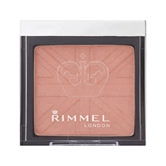 Румяна Rimmel Lasting Finish Soft Colour Mono Blush 020 (Цвет 020 Pink Rose variant_hex_name E2A0AA)