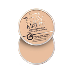 Stay Matte Powder 005 (Цвет 005 Silky Beige variant_hex_name F5C6A6)