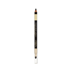 Карандаш для глаз L'Oreal Paris Color Riche Le Smoky 201 (Цвет 201 Black Velour variant_hex_name 000000) футболка print bar bart bones