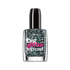 ���� Sally Hansen Big Glitter Top Coat 130 (���� 130)