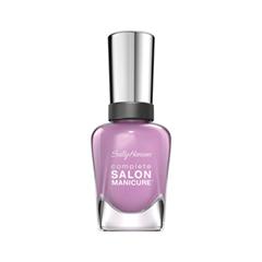 Лак для ногтей Sally Hansen Complete Salon Manicure™ 406 (Цвет 406 Purple Heart variant_hex_name D29AC5) kiss growth complete manicure system kts03c