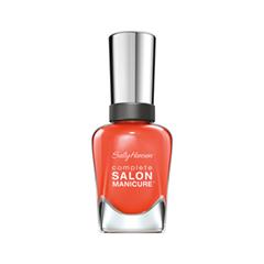 Лак для ногтей Sally Hansen Complete Salon Manicure 545 (Цвет 545 Firey Island variant_hex_name EF4123)