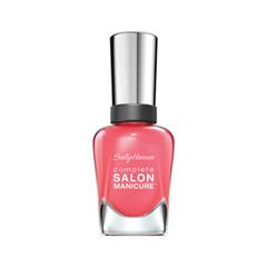Лак для ногтей Sally Hansen Complete Salon Manicure™ 546 (Цвет 546 Get Juiced variant_hex_name F15B54) kiss growth complete manicure system kts03c