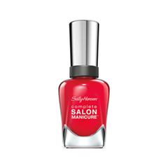 Лак для ногтей Sally Hansen Complete Salon Manicure 550 (Цвет 550 All Fired Up variant_hex_name E3193C)