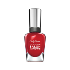 Лак для ногтей Sally Hansen Complete Salon Manicure™ 570 (Цвет 570 Right Said Red variant_hex_name C41346) sjcam sjcam sj5000 wifi 96655 full hd 1080p