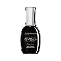 Топы Sally Hansen Diamond Flash Fast Dry Top Coat (Объем 13,3 мл)