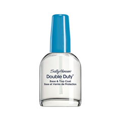 ���� Sally Hansen Double Duty Strengthening Base & Top Coat