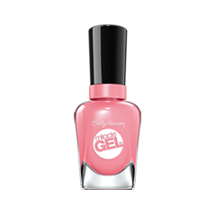 Гель-лак для ногтей Sally Hansen Miracle Gel 190 (Цвет 190 Pinky Rings variant_hex_name F18B9D)