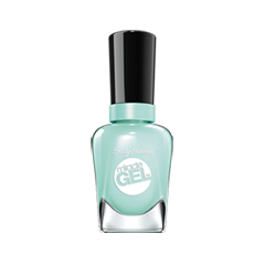 Гель-лак для ногтей Sally Hansen Miracle Gel 240 (Цвет 240 B Girl variant_hex_name 79C8B8) гель лак для ногтей sally hansen miracle gel 240 цвет 240 b girl variant hex name 79c8b8