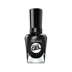 ����-��� ��� ������ Sally Hansen Miracle Gel 460 (���� 460 Blacky O)