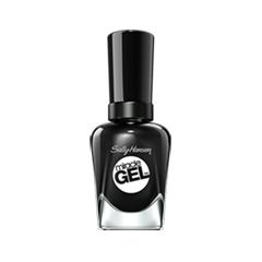 Гель-лак для ногтей Sally Hansen Miracle Gel 460 (Цвет 460 Blacky O variant_hex_name 000003) лаки для ногтей sally hansen гель лак для ногтей miracle gel miss wanderlust тон 740