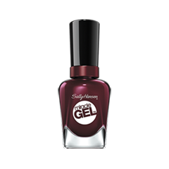 Гель-лак для ногтей Sally Hansen Miracle Gel 480 (Цвет 480 Wine Stock variant_hex_name 490517)