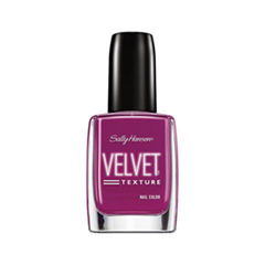 ���� ��� ������ � ��������� Sally Hansen Velvet Texture 610 (���� 610 Crushed)