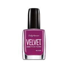 Лаки для ногтей с эффектами Sally Hansen Velvet Texture 610 (Цвет 610 Crushed variant_hex_name 832258)