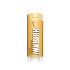 Бальзам для губ Hurraw! Almond Lip Balm hurraw бальзам для губ unscented lip balm 4 3 г