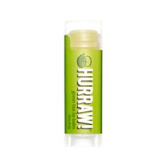 Бальзам для губ Hurraw! Green Tea Lip Balm hurraw бальзам для губ unscented lip balm 4 3 г