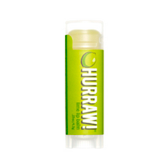 Бальзам для губ Hurraw! Lime Lip Balm hurraw бальзам для губ coconut lip balm 4 3 г