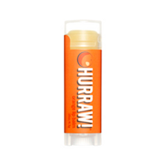 Бальзам для губ Hurraw! Orange Lip Balm hurraw бальзам для губ coconut lip balm 4 3 г