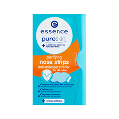 Патчи для носа essence PureSkin Purifying Nose Strips