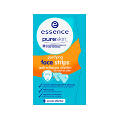 ����� essence ��������� ������� ��� T-���� PureSkin Purifying Face Strips