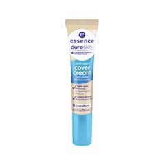 Тональная основа essence PureSkin Anti-Spot Cover Cream (Цвет Anti-Spot Cover Cream variant_hex_name F0DED2)