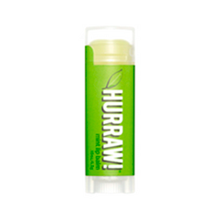 Бальзам для губ Hurraw! Mint Lip Balm hurraw бальзам для губ almond lip balm 4 3 г