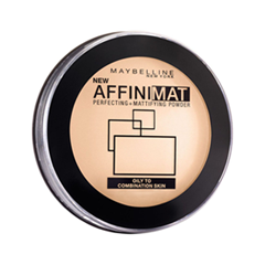 ����� Maybelline New York Affinimat Powder 10 (���� 10 ������-������� ��� 50.00)
