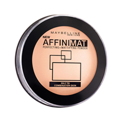 ����� Maybelline New York Affinimat Powder 20 (���� 020 ������-������� ��� 50.00)