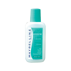 �������� ��� ������ ���� Maybelline New York Gentle Remover (����� 125 ��)