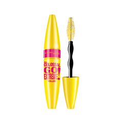 Тушь для ресниц Maybelline New York The Colossal Go Extreme (Цвет Black variant_hex_name 000000) maybelline new york тушь для ресниц great lash blackest black черная 12 5 мл