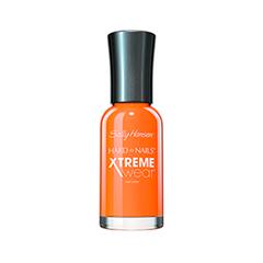 Лак для ногтей Sally Hansen Hard As Nails Xtreme Wear (Цвет 150 Sun Kissed variant_hex_name EA7A43)