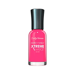 Лак для ногтей Sally Hansen Hard As Nails Xtreme Wear (Цвет 165 Pink Punk variant_hex_name E63E79)
