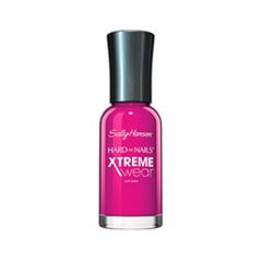 Лак для ногтей Sally Hansen Hard As Nails Xtreme Wear (Цвет 230 Pep-plum variant_hex_name A6217B)
