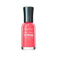 Лак для ногтей Sally Hansen Hard As Nails Xtreme Wear (Цвет 405 Coral Reef variant_hex_name EA6C73)