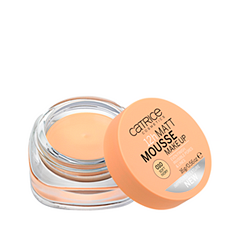 Тональная основа Catrice 12h Matt Mousse Make up (Цвет 010 Soft Ivory variant_hex_name F0D5A6)