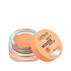 Тональная основа Catrice 12h Matt Mousse Make up (Цвет 030 Natural Beige variant_hex_name F5A57C)